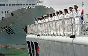 China's Aircraft Carrier is South China Sea Bound