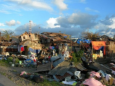 Philippines Economy To Survive Haiyan