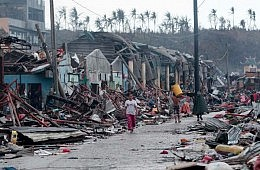 Philippine Super Typhoon Death Toll Could Top 10,000