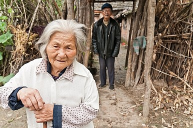 Population Aging in China: A Mixed Blessing