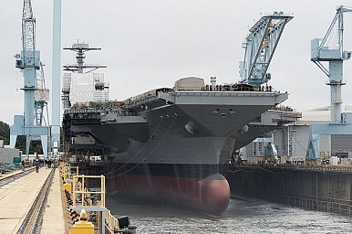 What's So New About America's New Aircraft Carriers?