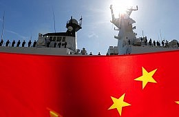 China and the International Antipiracy Effort