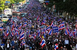 Thailand: Same Faces, New Crisis