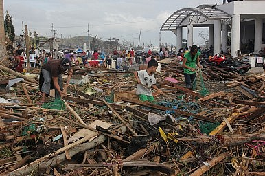 Chinese Soft Power: Another Typhoon Haiyan Victim
