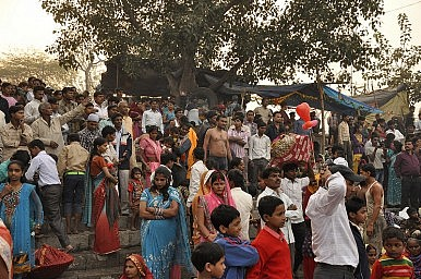 Bihar's Chhath Festival Enjoys National Prominence in India