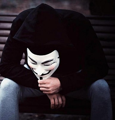 Anonymous Could Be Caned in Singapore