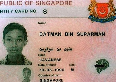 """""""Batman Suparman"""" Jailed in Singapore for Theft, Trespassing"""