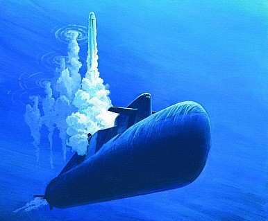 Credible Chinese Undersea Nuclear Deterrent is Imminent
