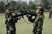 China's 'Mystery Warriors'