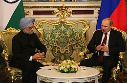 India's Syria Juggling Act