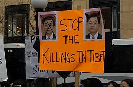 Spain Has Indicted Hu Jintao Over Tibet