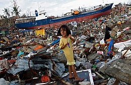 Harsh Realities in Wake of Typhoon Haiyan