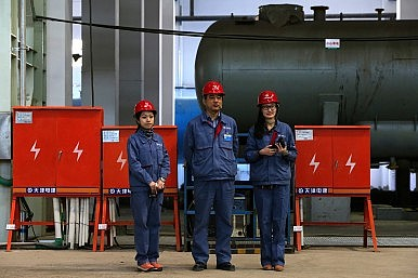 China's Energy Rebalancing: A New Gazpolitik?