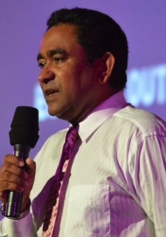 Abdullah Yaamin Elected President of the Maldives