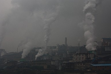 China's Challenges: Environment