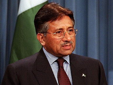 Pervez Musharraf To Be Prosecuted For Treason
