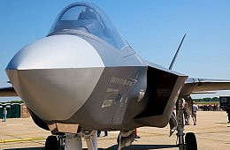 US Firm Under Investigation For Using Made-in-China Parts in F-35 Components