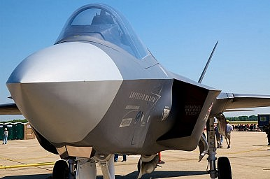 "South Korea to Go ""All In"" on F-35 Joint Strike Fighter"