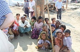 Naypyidaw Rejects UN Appeal