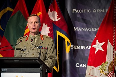 Interservice Harmony and Australia's Near Abroad