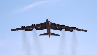 US Bombers Challenge China's Air Defense Identification Zone