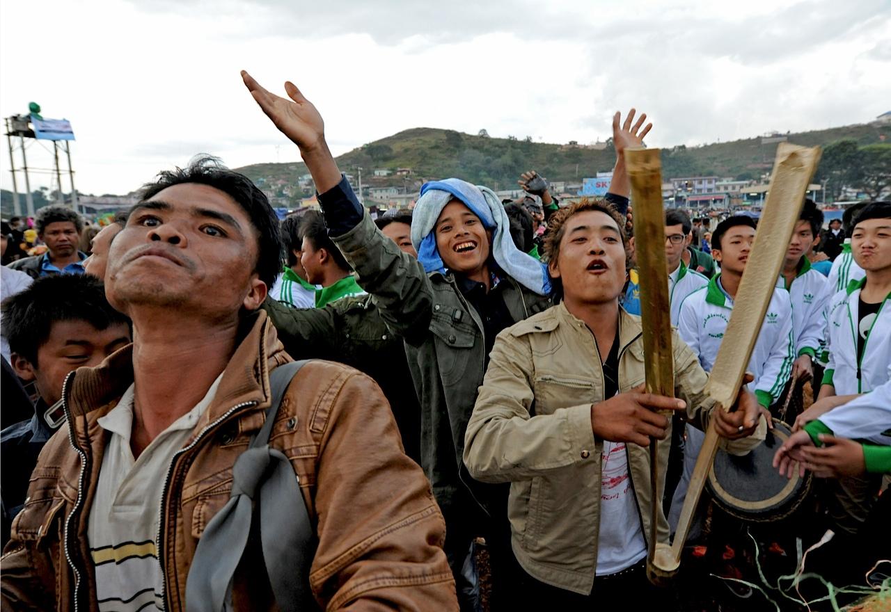 Myanmar's Festival of Lights