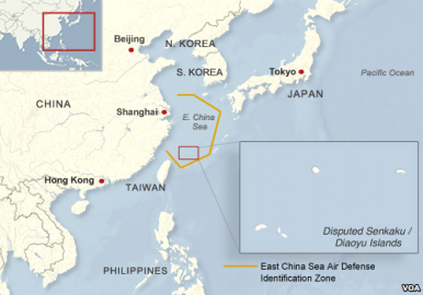 China's ADIZ: Taiwan's Dilemma