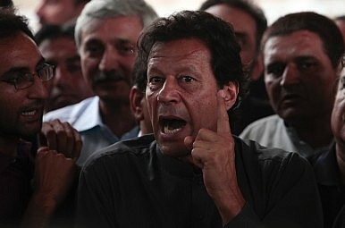 Imran Khan: Hope Meets Reality