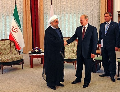 Russia and Iran: A Balancing Act