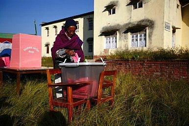 Nepal: Elections Defy Skeptics, Poll-Opposing Forces