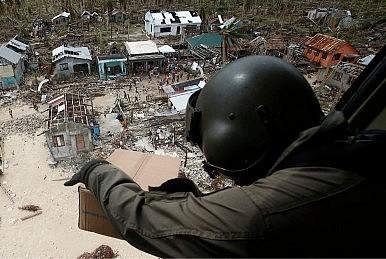 Typhoon Haiyan and the Philippine Military