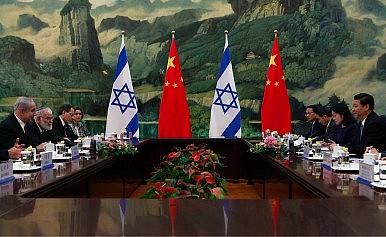 China, Israel and India: Flexible Coalitions