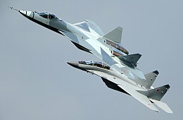 Russia to Receive New Fifth-Generation Fighter by 2017