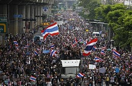 Thai Tensions Escalate as Protests Gain Momentum