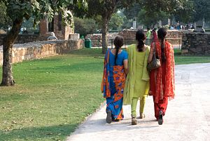 India Fights Gender Discrimination with All-Women Bank