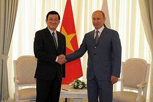 The Bear is Back: Russia Returns to Vietnam