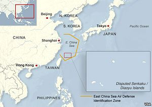 China's ADIZ: Taiwan's Dilemma