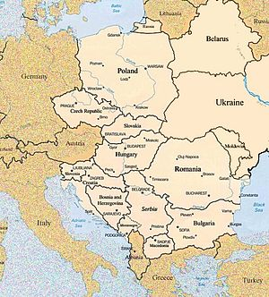 The Limits of China's Cooperation With Central and Eastern Europe