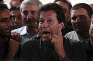 Imran Khan: Hope Meets Reality