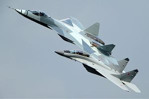 India Pushes Russia For Greater Inclusion In Fifth Generation Fighter Aircraft Development