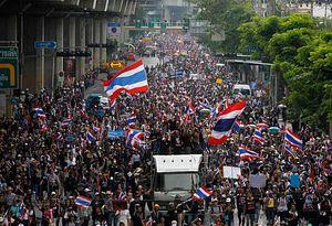Thai Tensions Escalate as Protests Gain Momentum