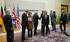 The Iran Nuclear Deal: As Seen From Asia
