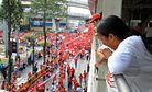 Indonesia Strike for Pay Hike; Thai Protest vs. Amnesty Bill