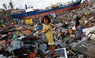 Harsh Realities in Wake of Typhoon Haiyan