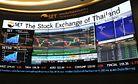 Instability Hits Thailand's Economy