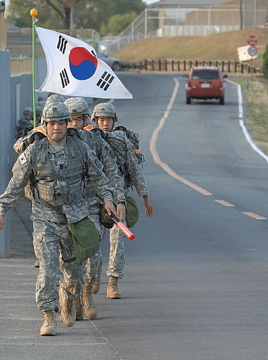 China Is Surprisingly OK with South Korea's New ADIZ