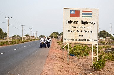 Gambia's Break with Taiwan