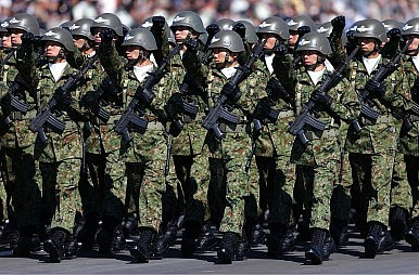 China and Japan: Uprating National Security