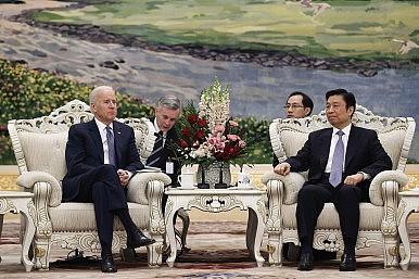 Joe Biden: The Bull in the China Shop