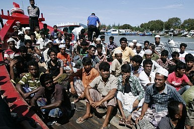 People Smugglers Feel the Pinch